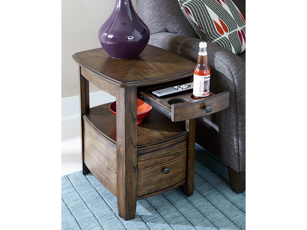 Morris Home PrimoChairside Table