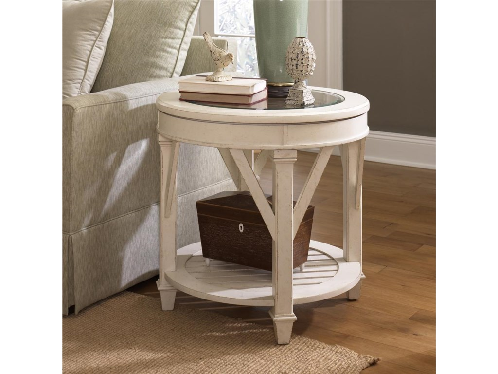 Hammary PromenadeRound End Table