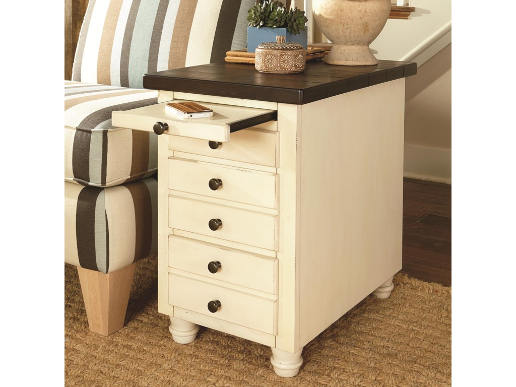 Hammary HeartlandChairside Table Chest