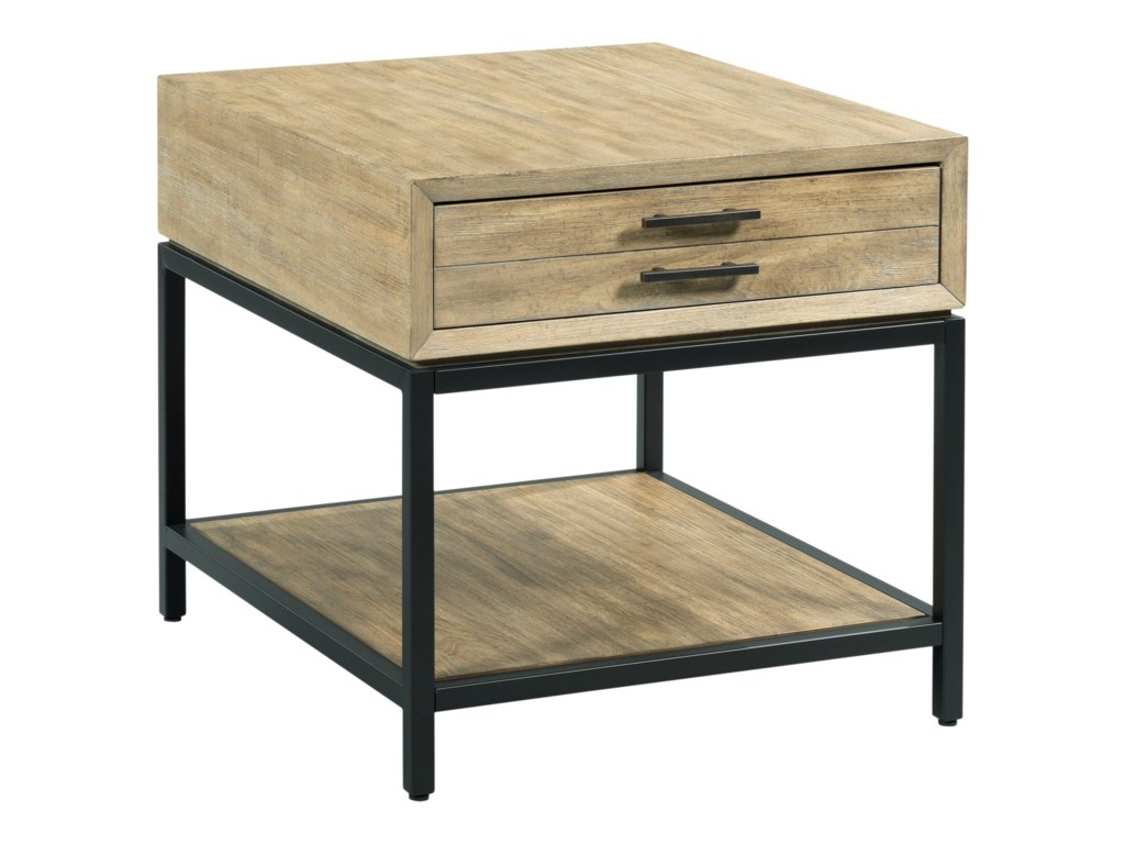 Hammary JeffersonEnd Table
