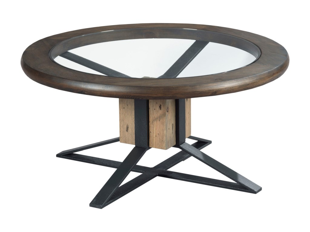Hammary JunctionCompass Cocktail Table