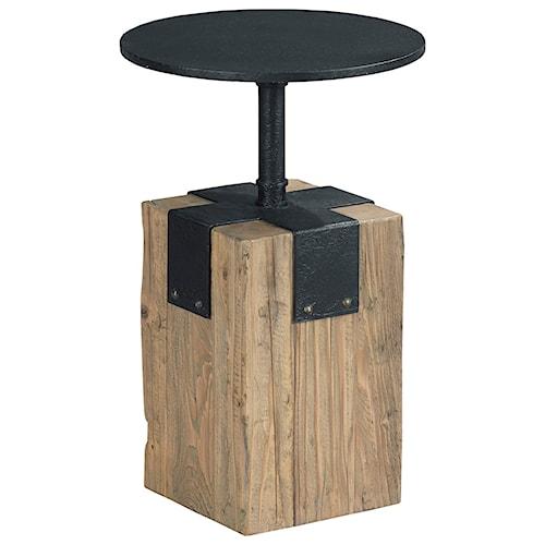 Hammary Junction Ironwork Spot Table