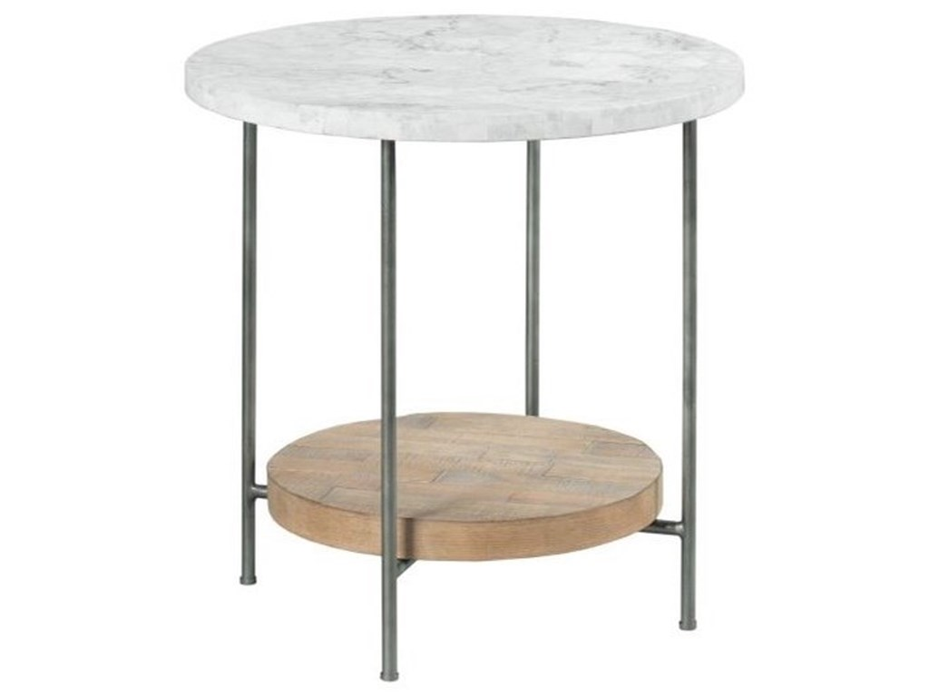 Hammary MadeiraRound End Table
