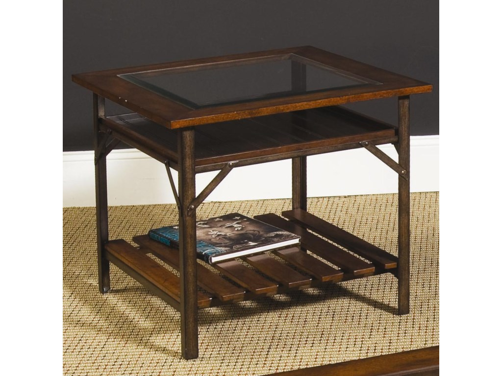 Hammary MercantileRectangular End Table