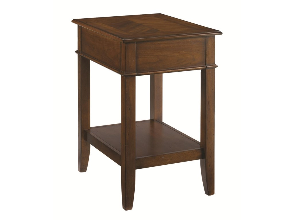 Hammary MercantileCorner Table