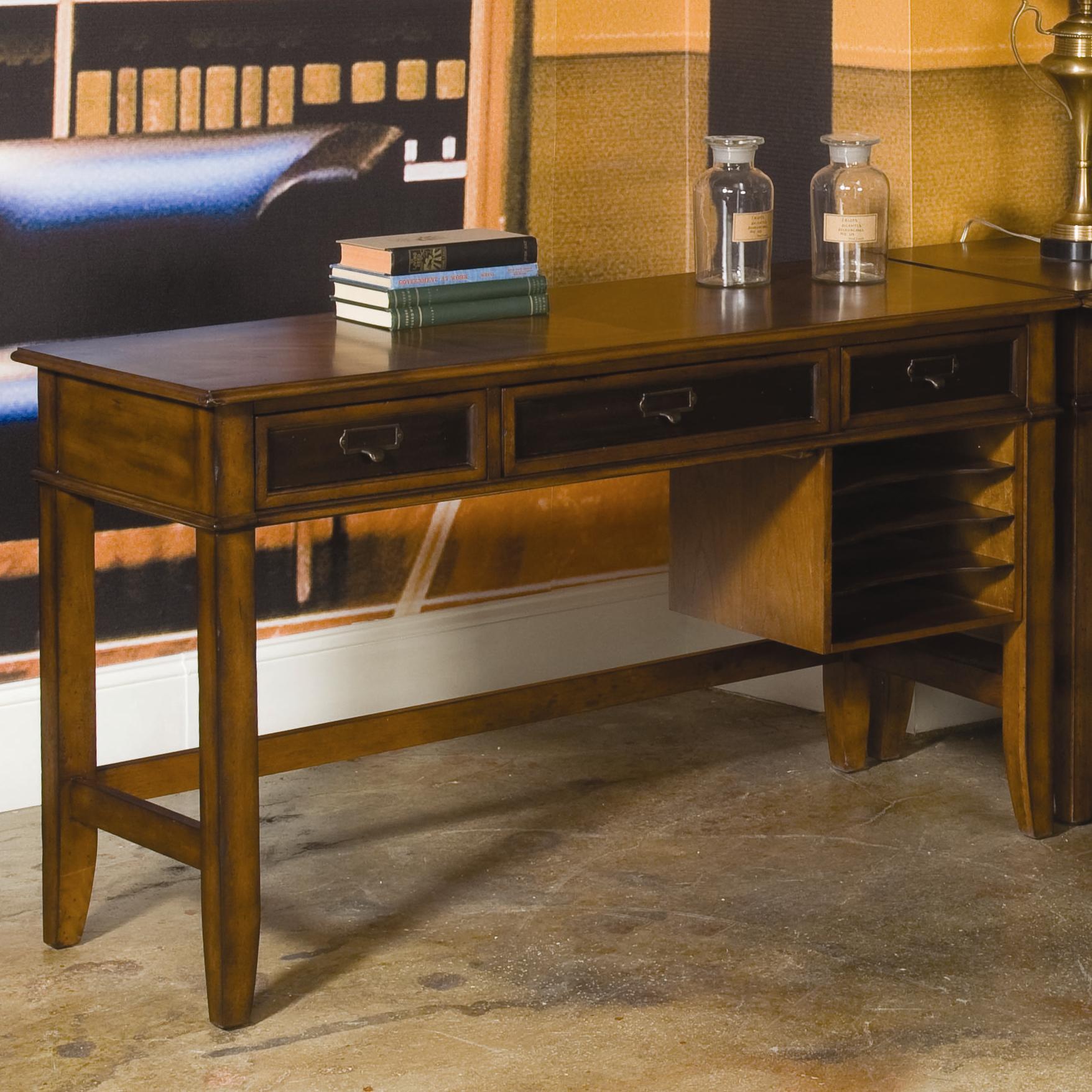 hammary mercantile credenza w 3 drawers wayside furniture rh wayside furniture com
