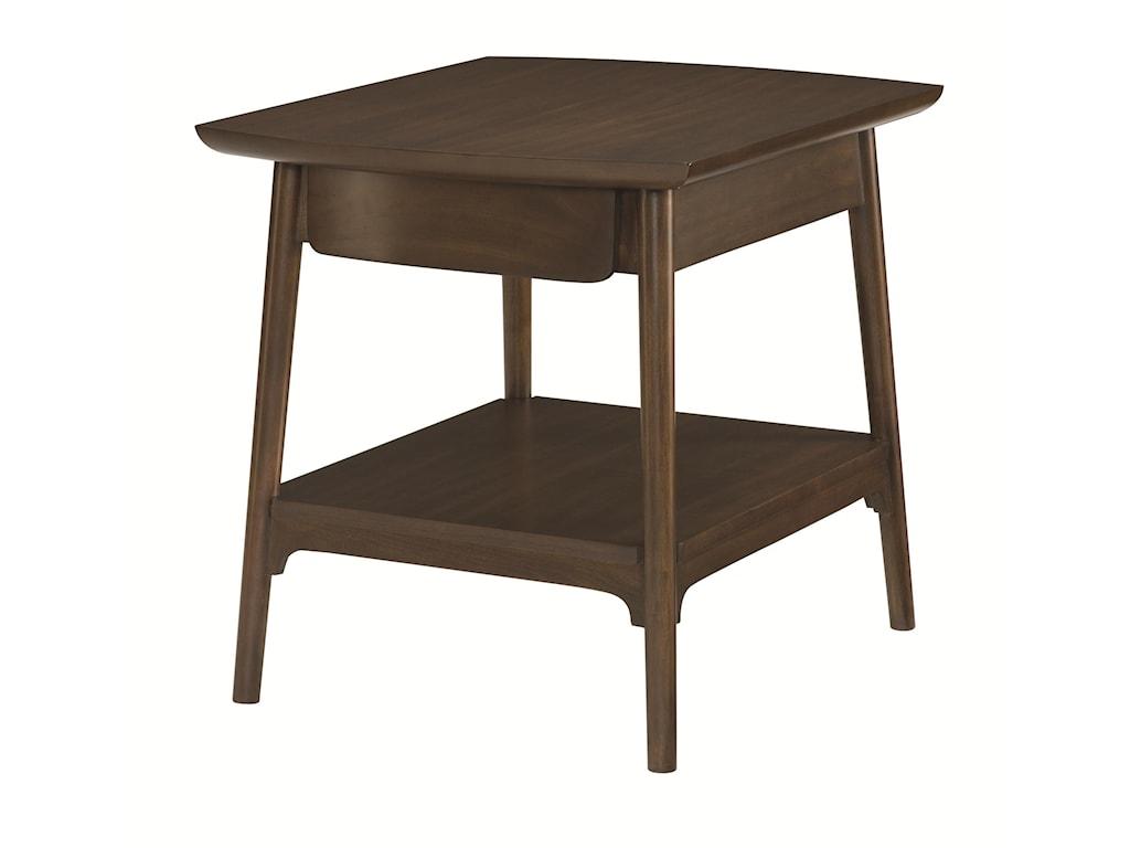 Hammary MilaEnd Table