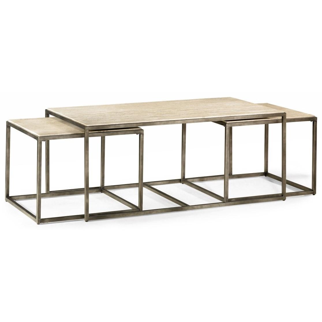 Attrayant Hammary Modern BasicsRectangular Cocktail Table ...