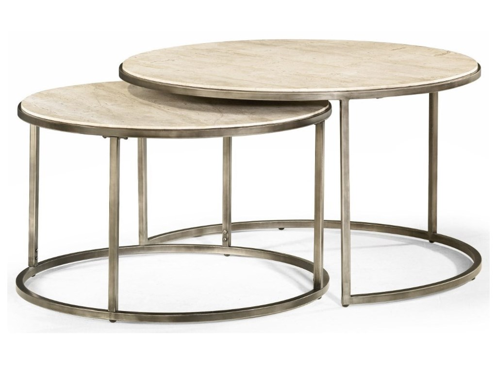 Hammary Modern Basicsround Tail Table