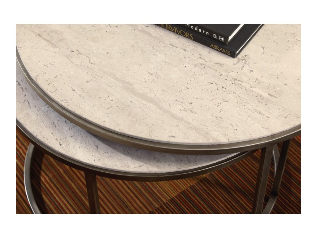 Hammary Modern BasicsNesting Cocktail Tables