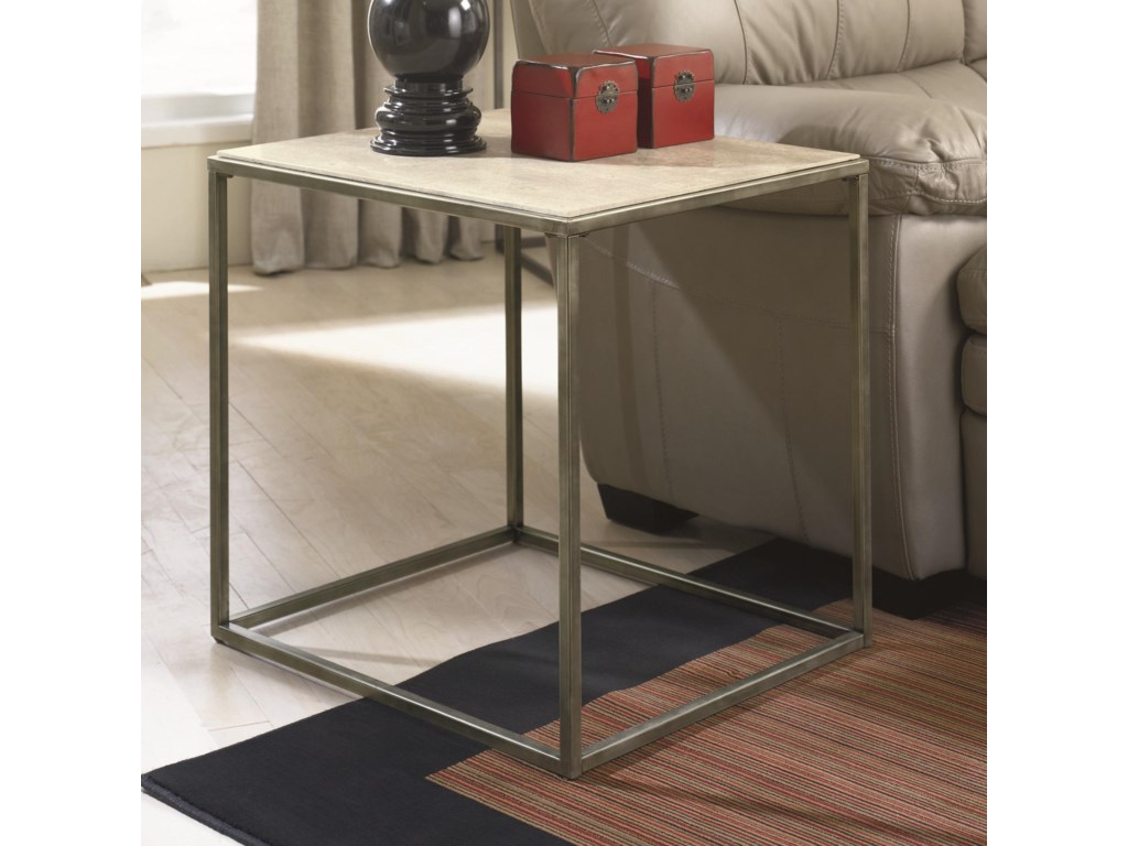 Hammary Modern BasicsRectangular End Table