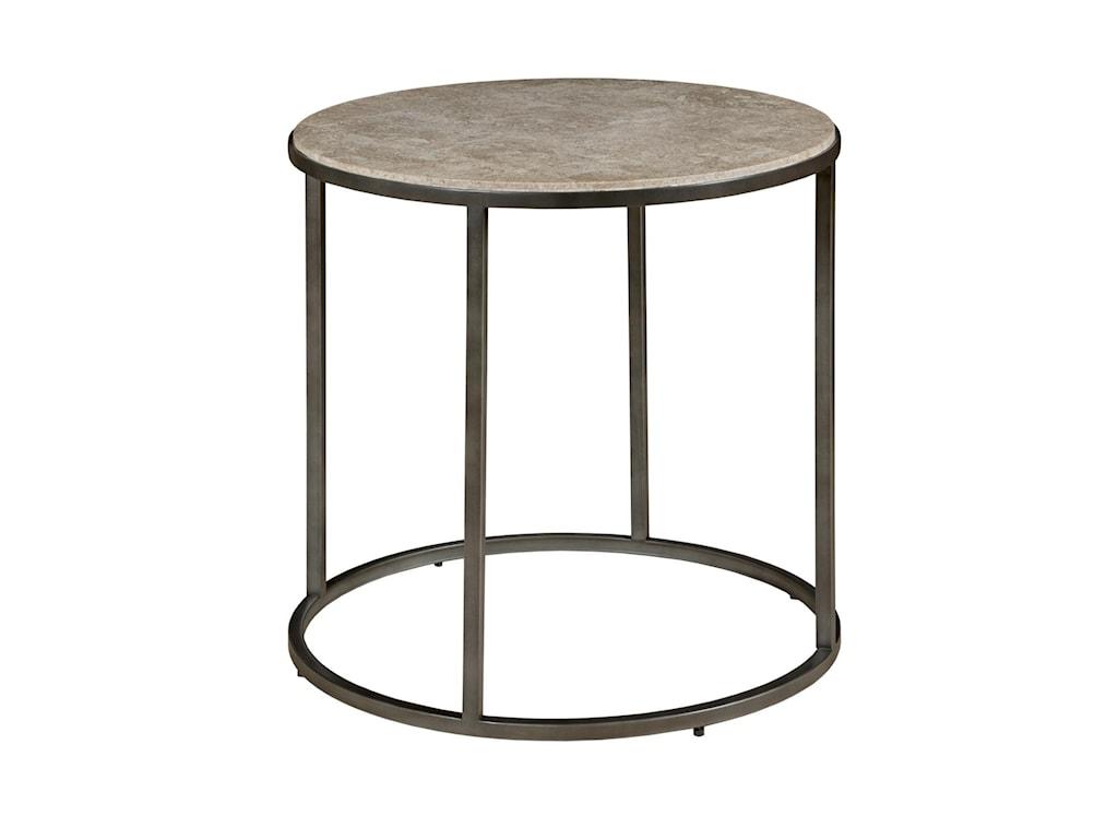 Hammary Modern BasicsRound End Table