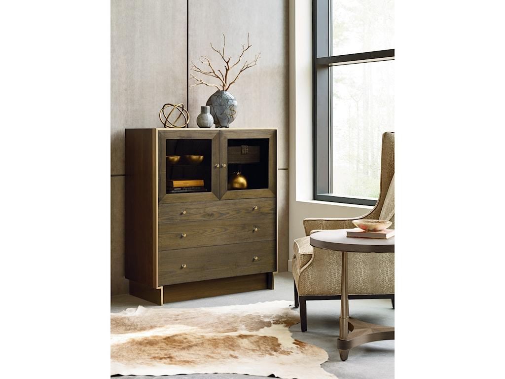 Hammary Modern OrganicsLaurel Bunching Cabinet