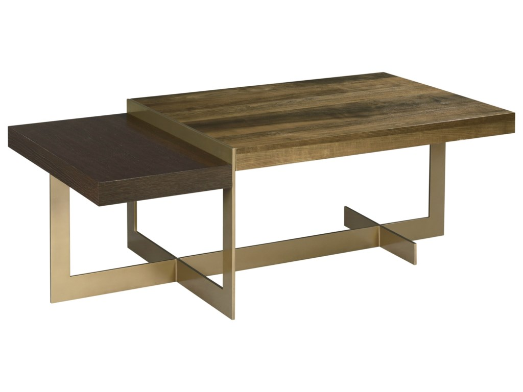 Hammary Modern OrganicsOgden Rectangular Cocktail Table