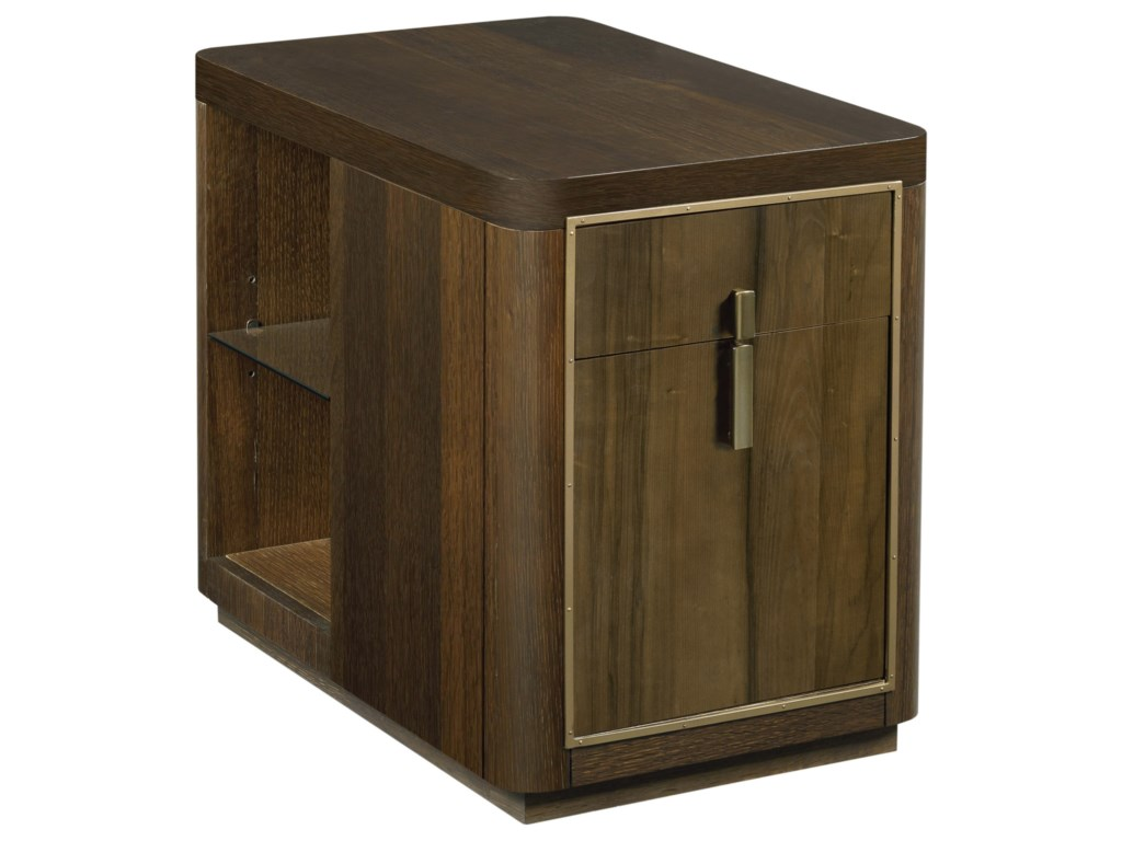 Hammary Modern OrganicsKern Drawer End Table