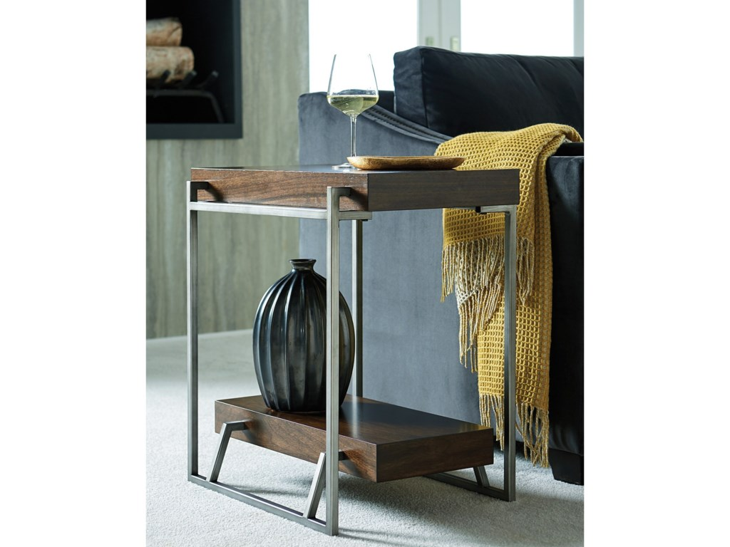 Hammary PalermoChairside Table