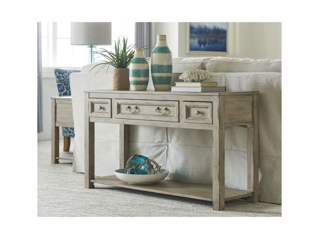 Morris Home PapillonSofa Table