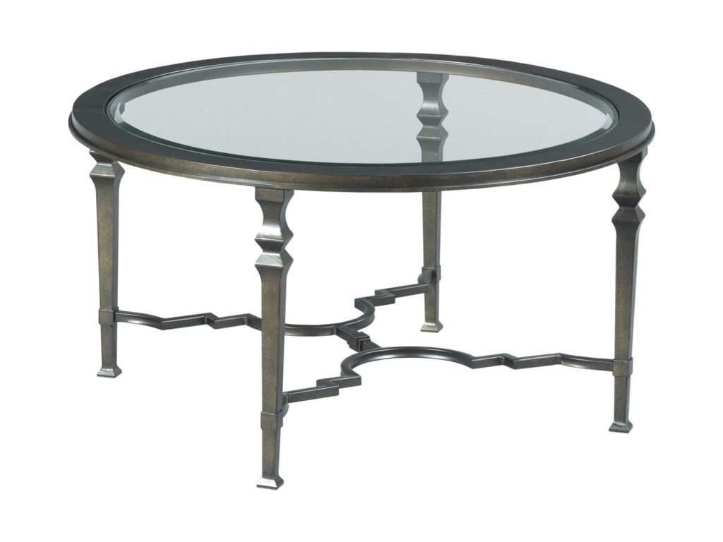 Hammary ParagonRound Cocktail Table