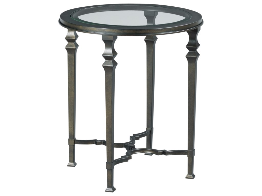 Hammary ParagonRound End Table