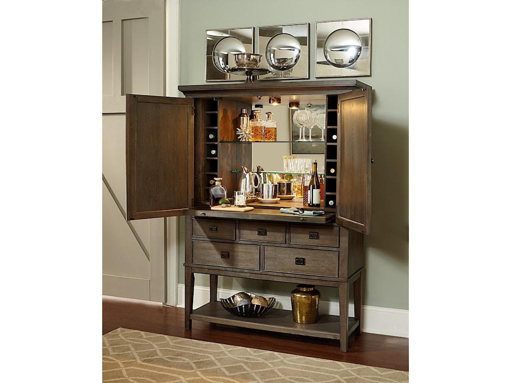 Hammary Park StudioBar Cabinet