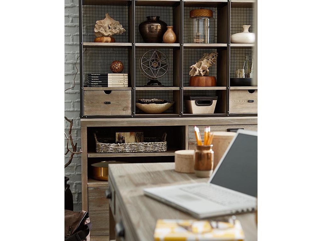 Desks With Hutches Storage Living Spaces Desk