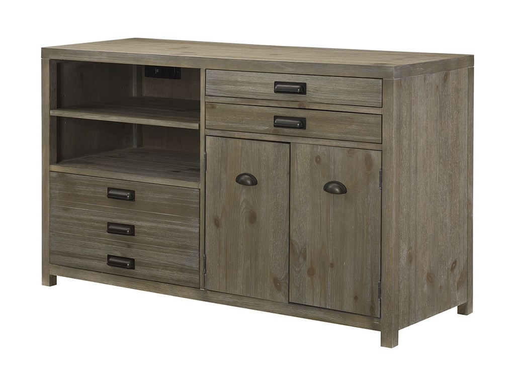 Hammary ParsonsCredenza Desk