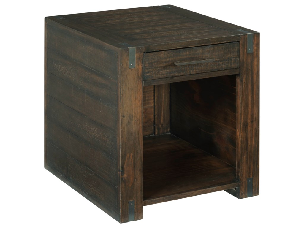 Hammary PortmanRectangular End Table
