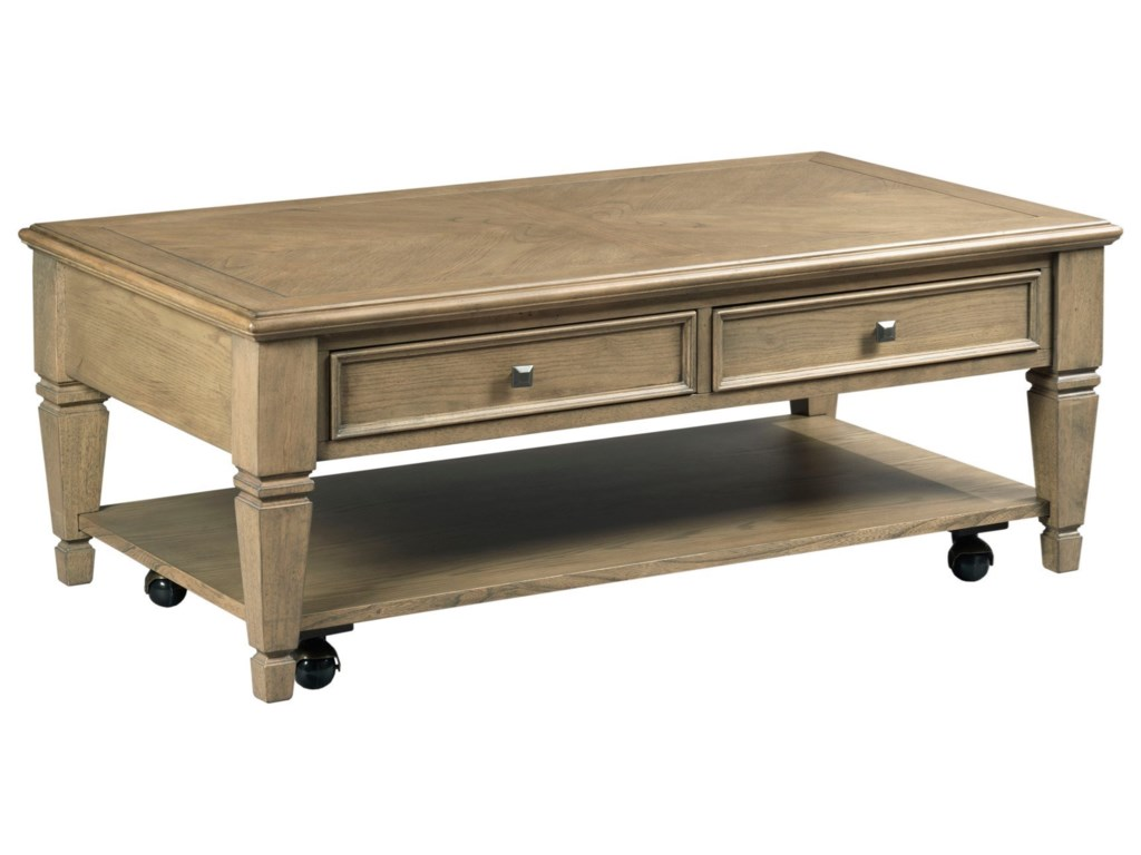 Hammary ProximityRectangular Cocktail Table