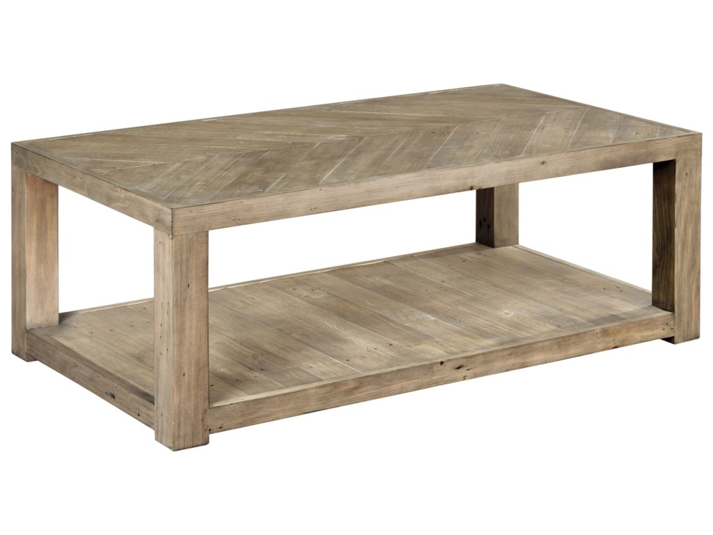 Hammary Reclamation PlaceRectangular Cocktail Table