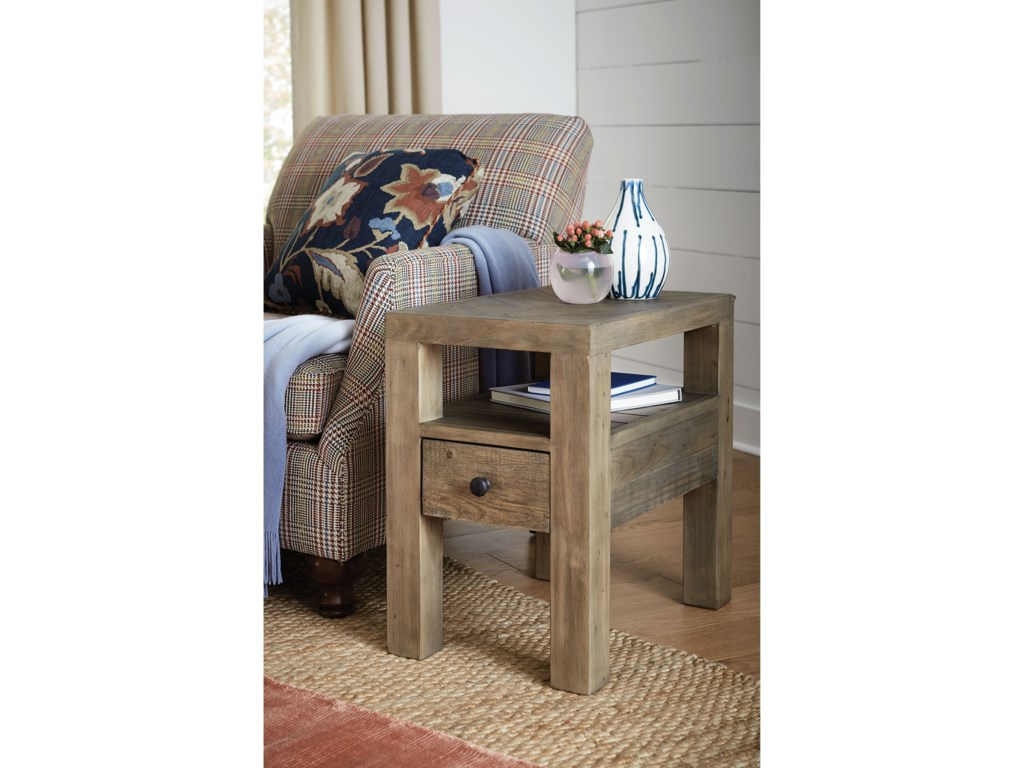 Morris Home Reclamation PlaceChairside Table