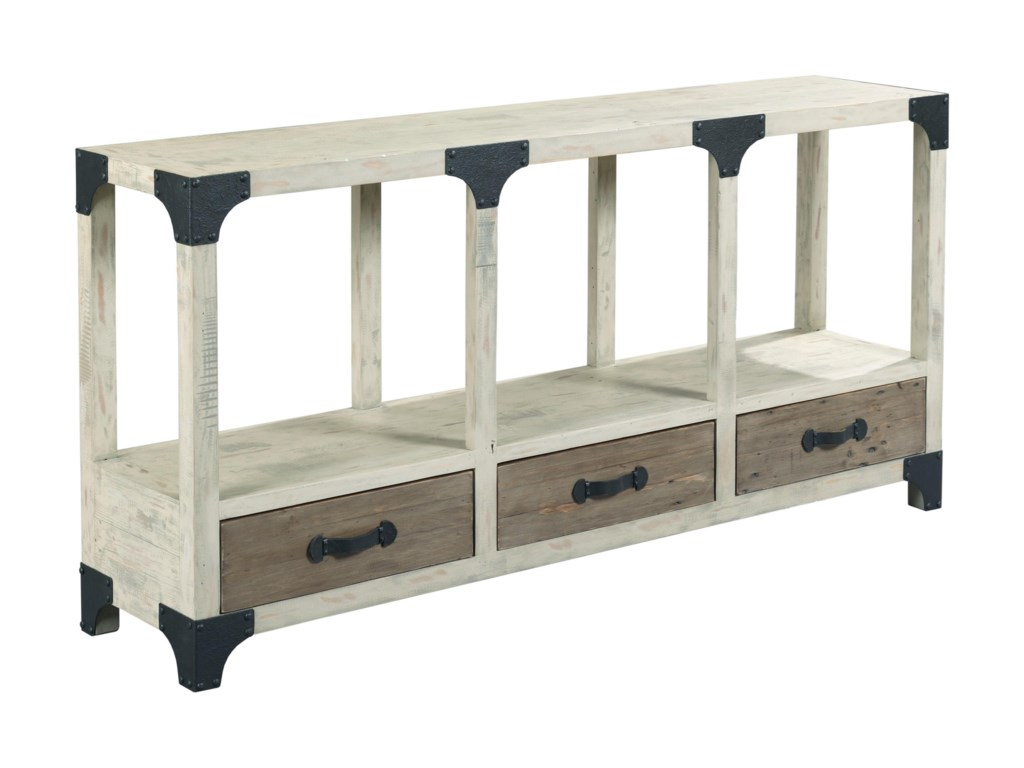 Hammary Reclamation Place                                 Console Table
