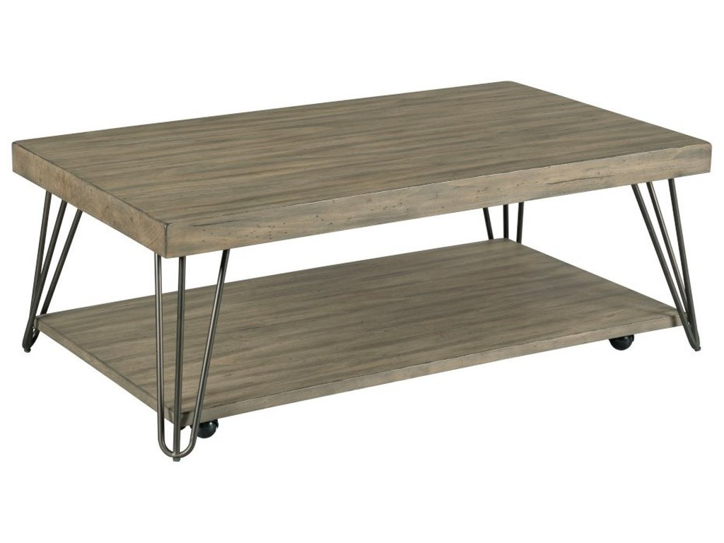 Hammary SanbernRectangular Coffee Table