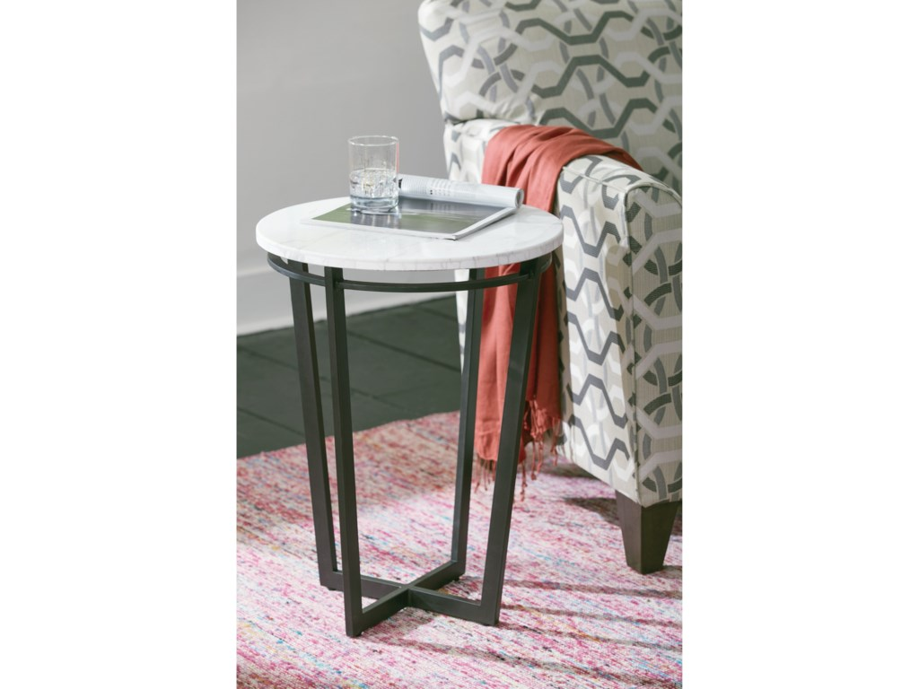 Morris Home SofiaRound Chairside Table