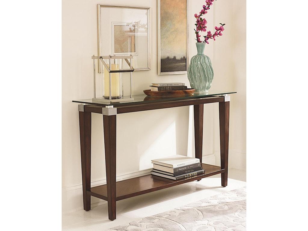 Hammary SolitaireSofa Table