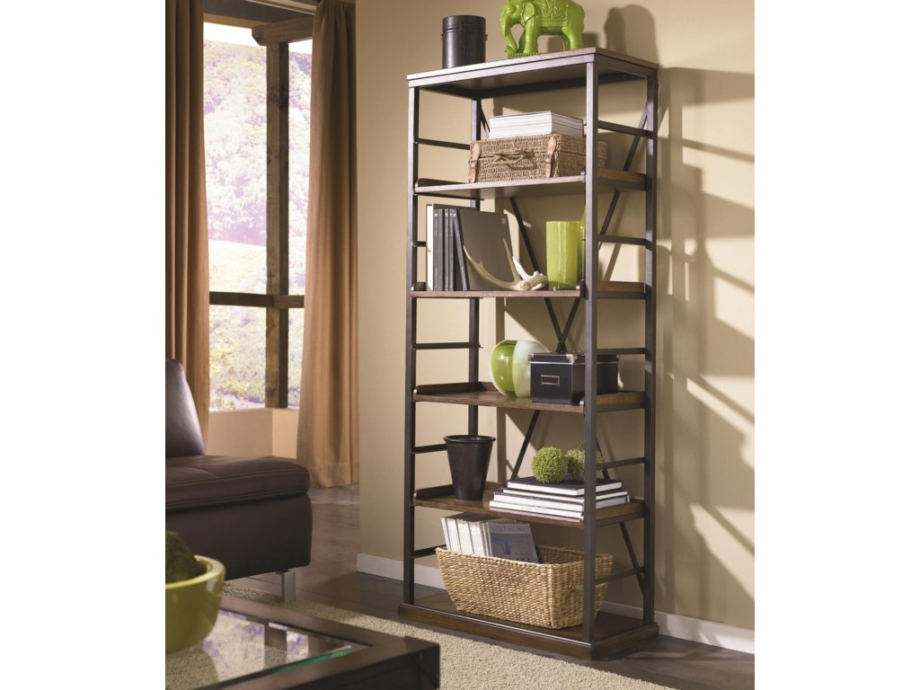 Hammary Studio HomeOpen Bookcase