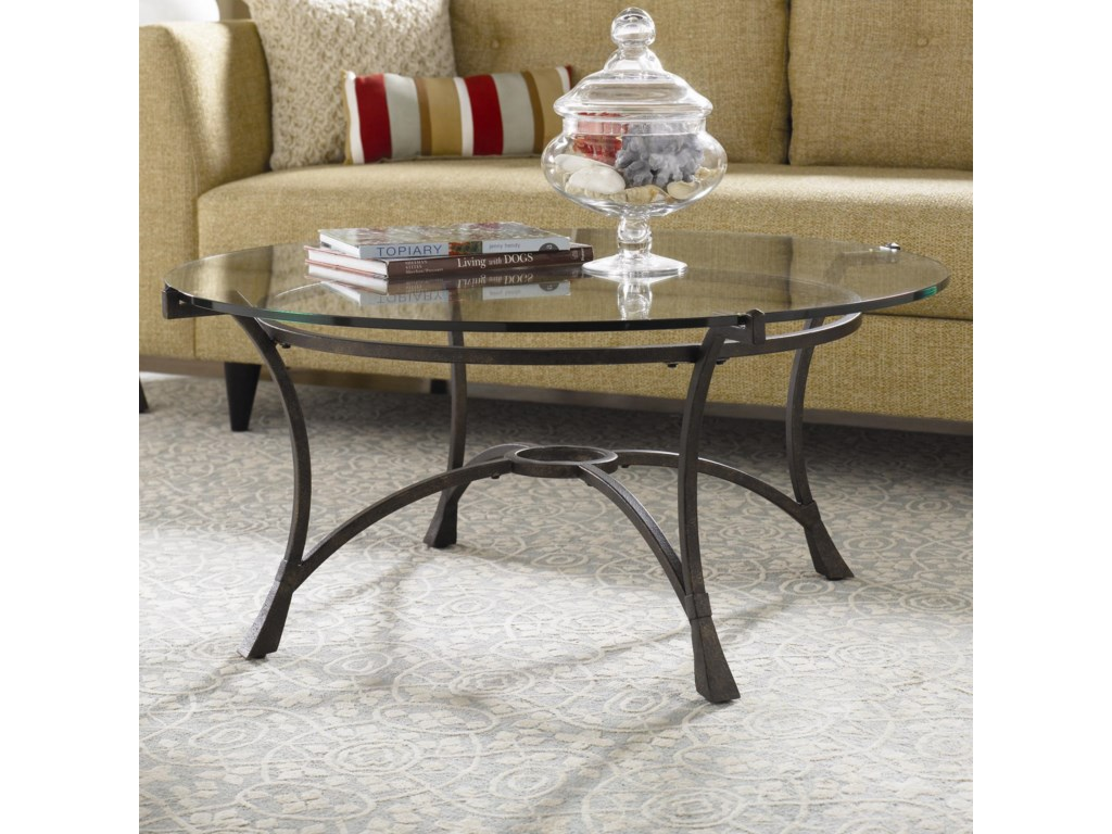 Sutton Round Tail Table