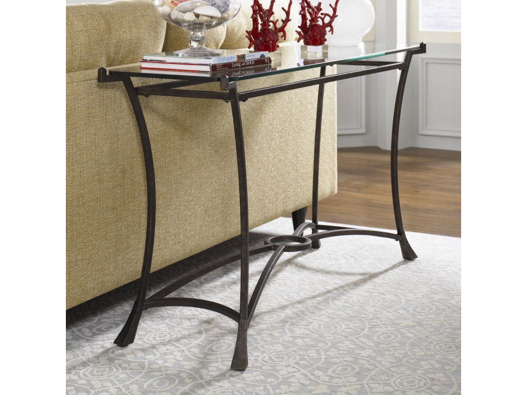 Hammary SuttonSofa Table