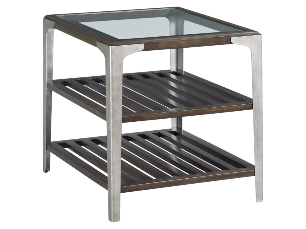 Hammary TranquilRectangular End Table