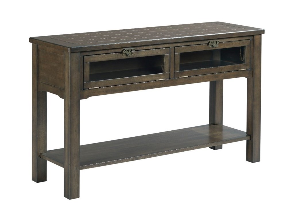 Hammary TributeSofa Table