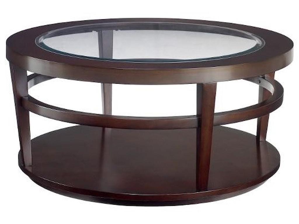 Hammary UrbanaCocktail Table