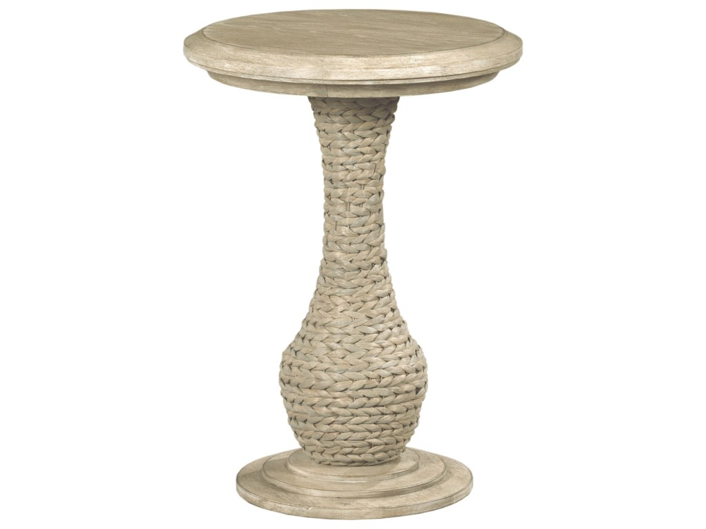 Hammary VistaBiscane Round End Table
