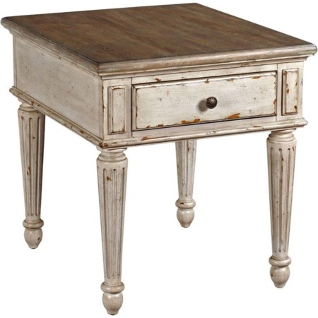 Westview End Table