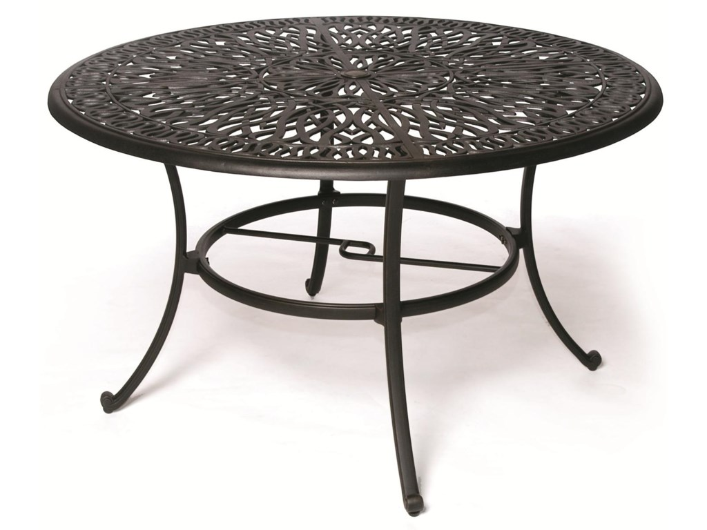 Hanamint BiscayneRound Dining Table