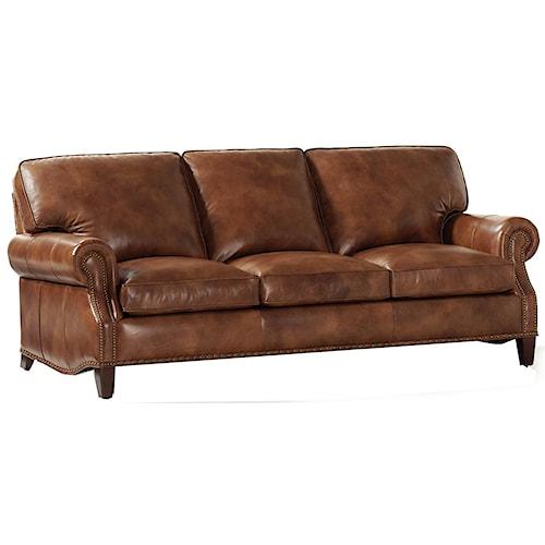 Hancock Moore Member 3 Seat Sofa Story Lee Furniture Sofa Leoma Lawrenceburg Memphis