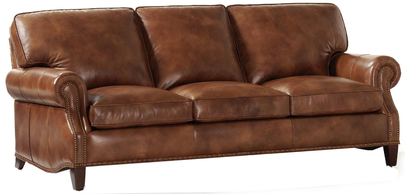 Hancock U0026 Moore Member 3 Seat Sofa