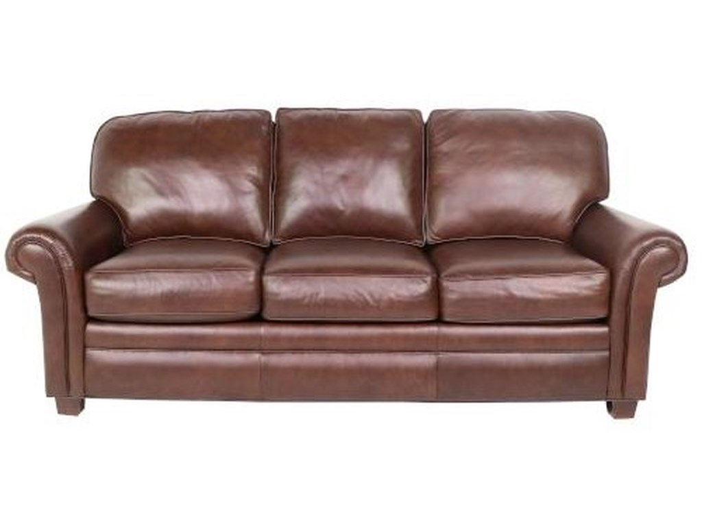 Sprintz Hanmo Leather Sofa By Han Moore