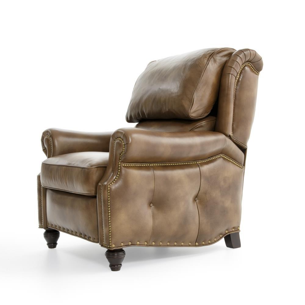 ... Hancock U0026 Moore WestwoodPush Back Reclining Lounge Chair ...