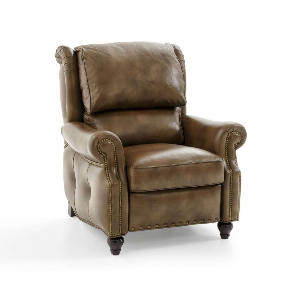 Exceptionnel Hancock U0026 Moore WestwoodPush Back Reclining Lounge Chair ...