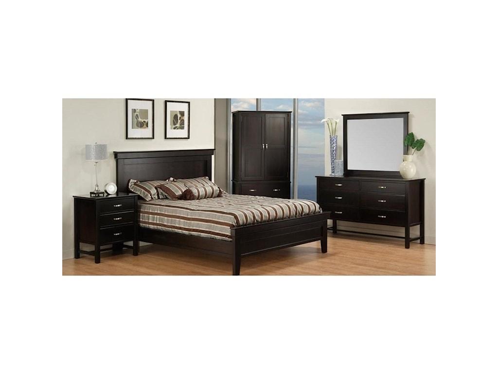 Handstone Brooklyn6-Drawer Dresser