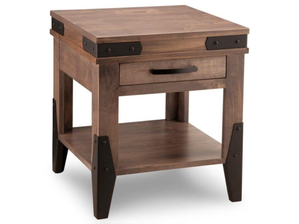 Handstone ChattanoogaEnd Table